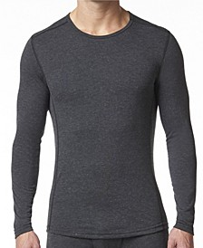 HeatFX Men's Merino Wool Blend Thermal Long Sleeve Shirt
