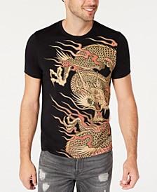 Men's Oversized Dragon T-Shirt
