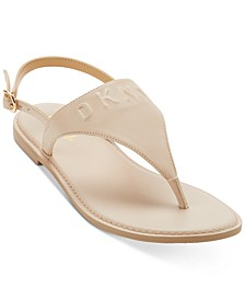 Solar Sandals, Created for Macy's