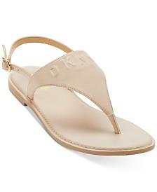 DKNY Solar Sandals, Created For Macy's
