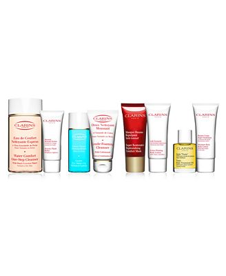 Choose Your FREE Discovery Size Sample Duo with $75 Clarins purchase