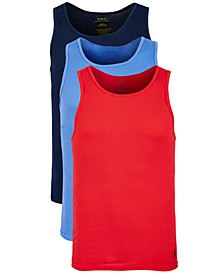 Men's 3-Pk. Cotton Tank Tops