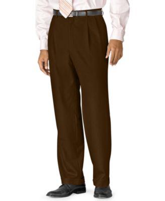 Brown Dress Pants Men 6Zk1tnjW