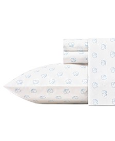 Ella Queen Toss Sheet Set