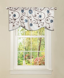 "Royal Garden 42""x18"" Single Valance"