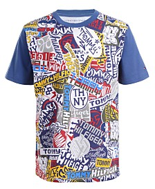 Tommy Hilfiger Little Boys Skate T-Shirt