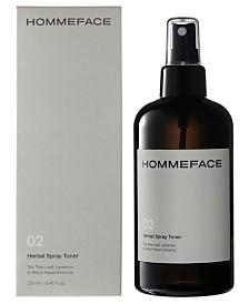 Herbal Spray Toner for Men, 8.45 oz