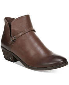 Sam Edelman Palmer Lug-Sole Booties