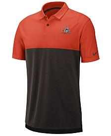 Nike Men's Cleveland Browns Early Season Polo