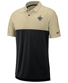 Nike Men's New Orleans Saints Early Season Polo