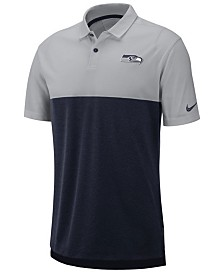 Nike Men's Seattle Seahawks Early Season Polo