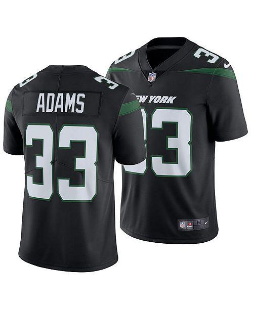 new product 0c171 f5977 Men's Jamal Adams New York Jets Vapor Untouchable Limited Jersey