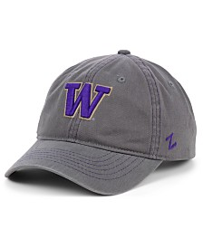 Zephyr Washington Huskies Composure Easy Strapback Cap