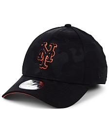 New Era New York Mets Tonal Camo 39THIRTY Cap