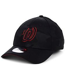 New Era Washington Nationals Tonal Camo 39THIRTY Cap