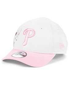 Toddlers & Little Girls Philadelphia Phillies Minnie Heart 9FORTY Adjustable Cap