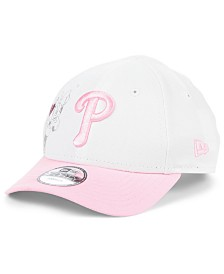New Era Toddlers & Little Girls Philadelphia Phillies Minnie Heart 9FORTY Adjustable Cap