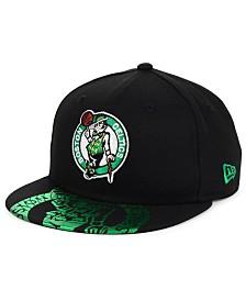 New Big Boys Era Boston Celtics Screen 9FIFTY Adjustable Cap
