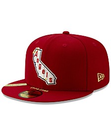 New Era Los Angeles Angels Timeline Collection 59FIFTY-FITTED Cap