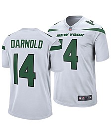 Men's Sam Darnold New York Jets Game Jersey