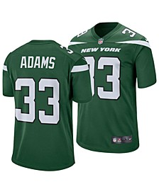Men's Jamal Adams New York Jets Game Jersey