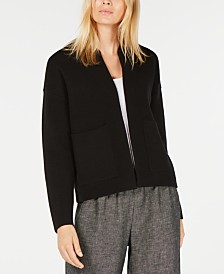 Eileen Fisher Flight Cardigan
