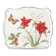 Butterfly Meadow Holiday Trivet, Created for Macy's