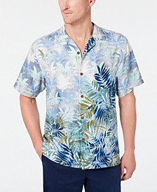 Men's Caliente Tropics Camp Collar Shirt
