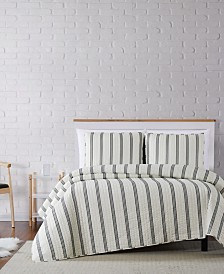Truly Soft Millennial Stripe King Quilt Set