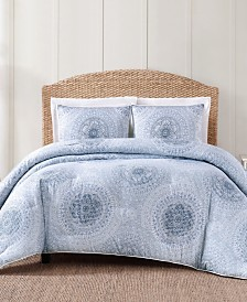 Oceanfront Resort Ocean Blues 3-Pc. Comforter Set, Full/Queen