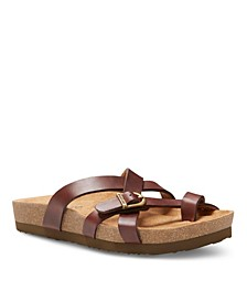 Eastland Women's Sable Sandals