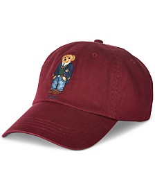 Polo Ralph Lauren Men's Polo Bear Cap