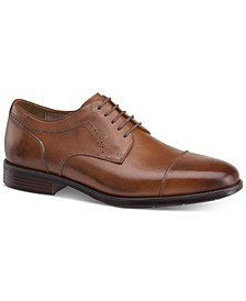 Branning XC4 Waterproof Cap-Toe Oxfords