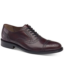 Daley Cap-Toe Oxfords