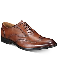 Alfani Abie Wingtip-Toe Oxfords, Created for Macy's
