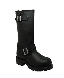 "AdTec Men's 11"" Engineer Boot"
