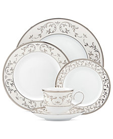 Lenox Opal Innocence Silver Collection