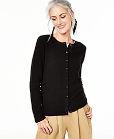 Cashmere Essential Cardigan, Created for Macy's