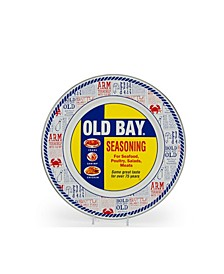 "Old Bay Enamelware Collection 10.5"" Dinner Plate"