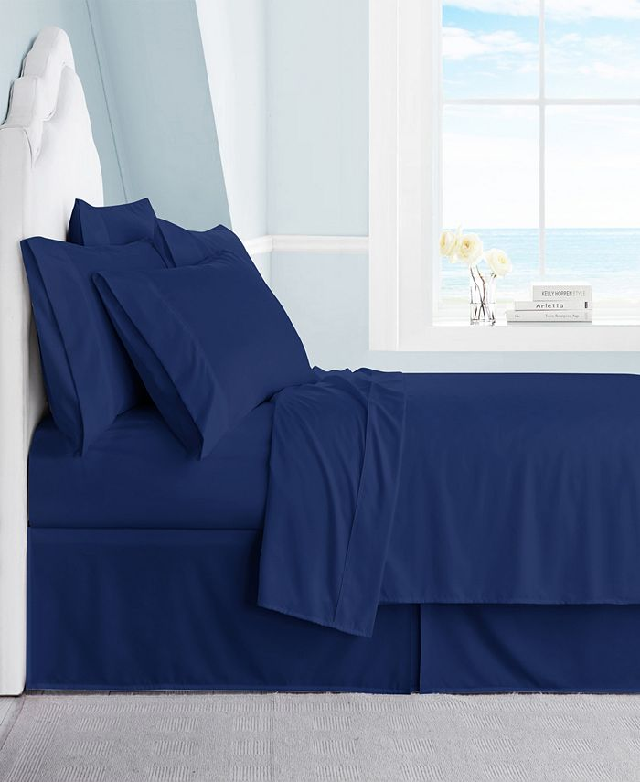Swift Home - Ultra Soft 1800 Collection Brushed Microfiber Twin XL Sheet Set With 1 Bonus Pillowcases