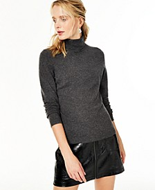 Cashmere Turtleneck Sweater, Regular & Petite Sizes, Created For Macy's