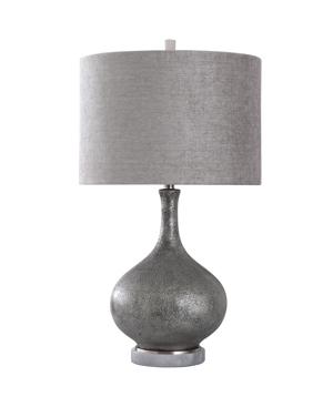 Harp & Finial Logan Table Lamp