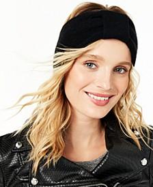 Cashmere Earwarmer Headband, Created For Macy's