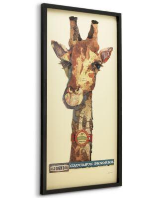 Hand Signed by Alex Zeng Framed Wall Art Empire Art Direct Doberman Pinscher