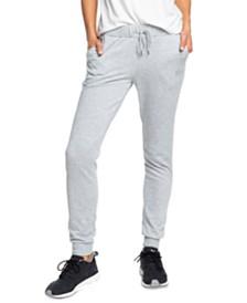 Roxy Juniors' Fleece Jogger Pants