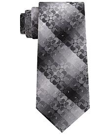 Van Heusen Men's Hendrix Classic Geo Stripe Tie