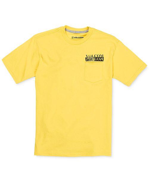 Volcom Big Boys Graphic-Print Cotton T-Shirt