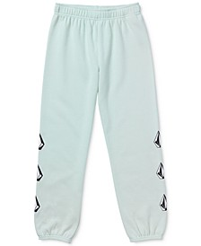 Big Girls Printed Jogger Pants