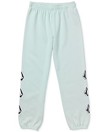 Volcom Big Girls Printed Jogger Pants
