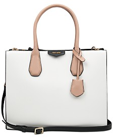 Nine West Maddol Jet Set Satchel